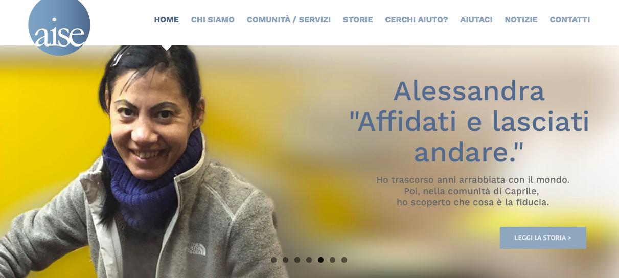 Benvenuti nel nuovo sito di AISE