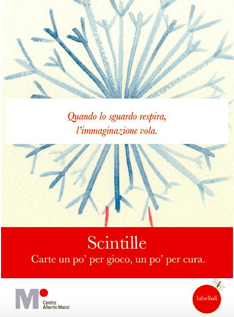 """Un Atelier con Scintille al seminario """"Per gioco e per cura"""" del Centro Alberto Manzi"""