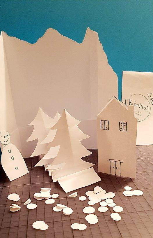 Carta, carte, cartoncini, Mus-e Milano, diritti dei bambini.