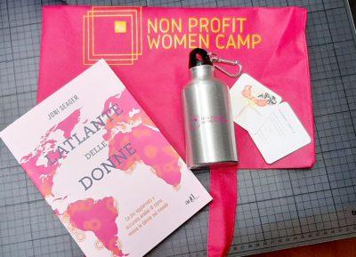 """Ci vediamo al """"Non Profit Women Camp""""?"""