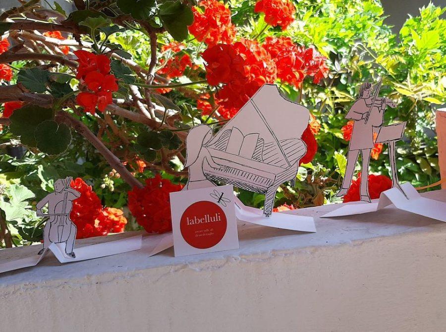 I Kit poetici tascabili di Labelluli ad Anacapri!